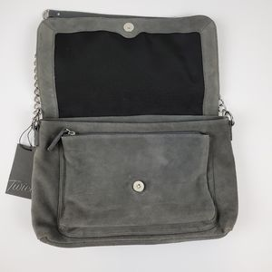 Talbots Bags - NWT Talbots Suede Studded Purse